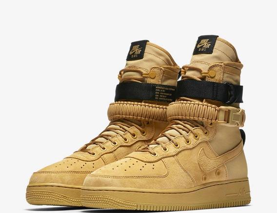 Botas Para Homem Nike Sf Air Force 1