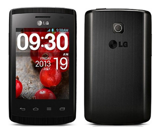 Celular LG Optimus L1 Ii E415 Preto, 3g, Dual Chip Vitrine