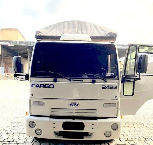 Imagem 1 de 11 de Ford Cargo 2422 - 220cv - Ano 2011