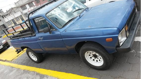 Mazda Modelo B1600 Año 1975 Color Azul