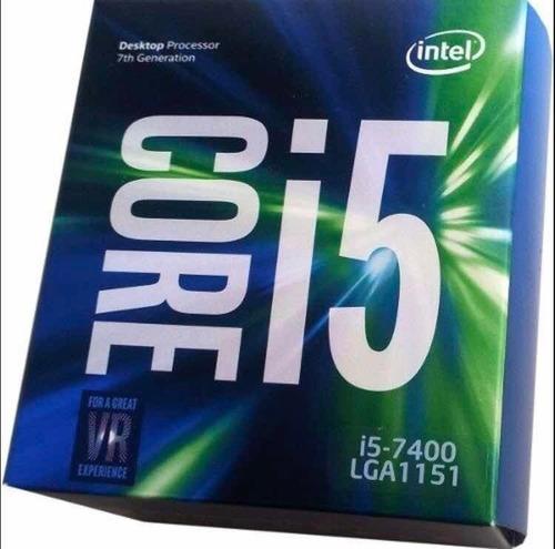 I5 7400