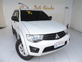 Mitsubishi L200 Triton 2.4 Hls 4x2 Cd 16v Flex Manual 2015