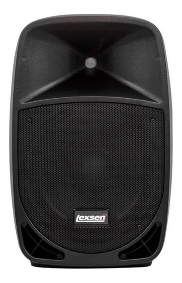 Caixa Acústica Ativa Lexsen Lx-12 140w Bivolt Usb Bluetooth