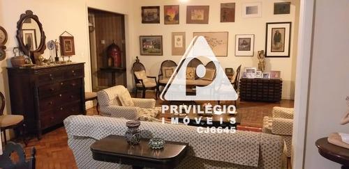 Apartamento 3 Quartos Em Copacabana - 29440