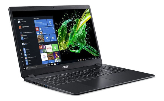 Notebook Acer A315-54-559p-ar 15 Ci5 4gb-1tb