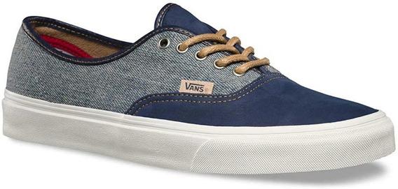 Vans Authentic + Utilitarian Blue