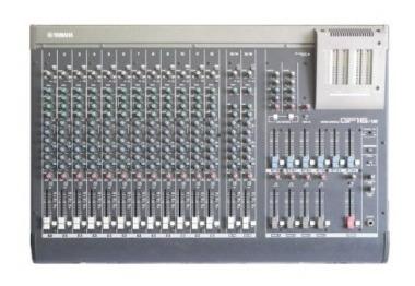 Console Yamaha Gf16/12