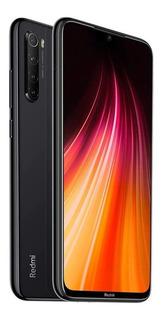 Xiaomi Note 8 64gb Preto + Película + Capinha
