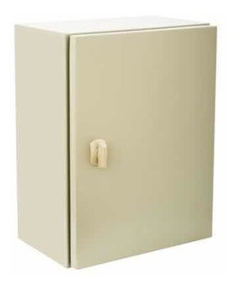 Caja Eléctrica Metal 300x250x140 Mm Saime