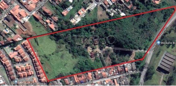 Grande Area Residencial Para Construcao De Condominios - V-2819
