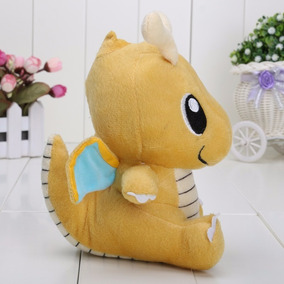 Pelúcia Dragonite Pokémon Nintendo - Tamanho: 17cm