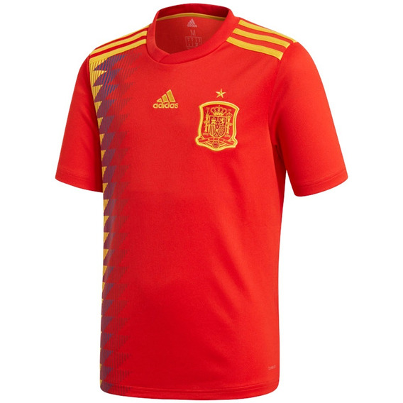 Jersey Oficial Seleccion De España Local Niño adidas Br2713