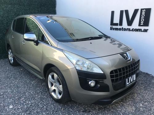 Peugeot 3008 Allure Tiptronic Año 2013 - Liv Motors