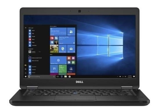 Notebook Dell Latitude E5490 I7 8650u 8ªger 16gb Ssd 480gb