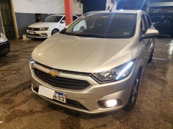 Chevrolet Onix Ltz Gnc 5ta Financio