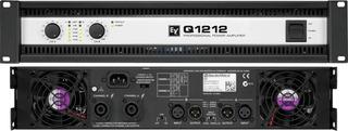 Potencia Electrovoice Ev Q-1212 1200+1200w 4 Ohm