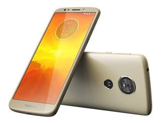 Smartphone, Motorola, Moto E5, Xt1944, 16 Gb, 5.7 , Ouro