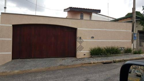 Casa Com 3 Dormitórios À Venda, 218 M² Por R$ 480.000,00 - Vila Assis - Sorocaba/sp - Ca7432