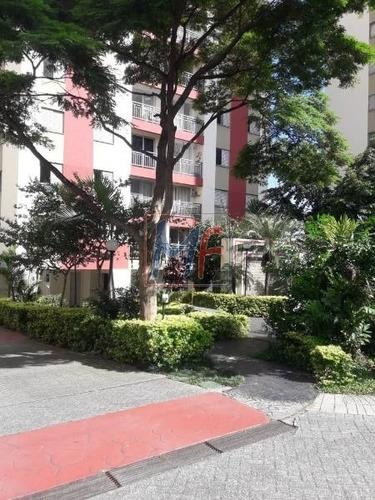 Imagem 1 de 18 de Ref: 13.072 - Excelente Apartamento No Bairro Vila Carrão, Mobiliado Com 3 Dorms, Banheiro Com Box De Vidro, Piso Frio, 1 Vaga, 64 M² Útil. - 13072