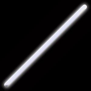 16 Inch Glow Stick - Blanco