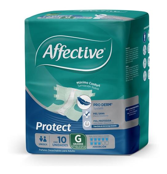 Pañal Para Adulto Affective Protect Grande