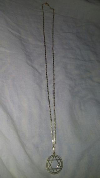 Cordão De Ouro 18com Pingente