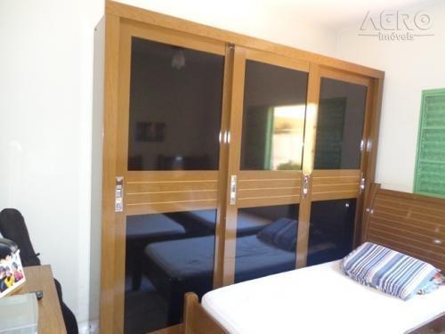 Casa Residencial À Venda, Conjunto Habitacional Engenheiro Otávio Rasi, Bauru - Ca0287. - Ca0287