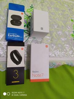 Xiaomi Redmi Note 7 4gb De Ram 64 Gb , Completo