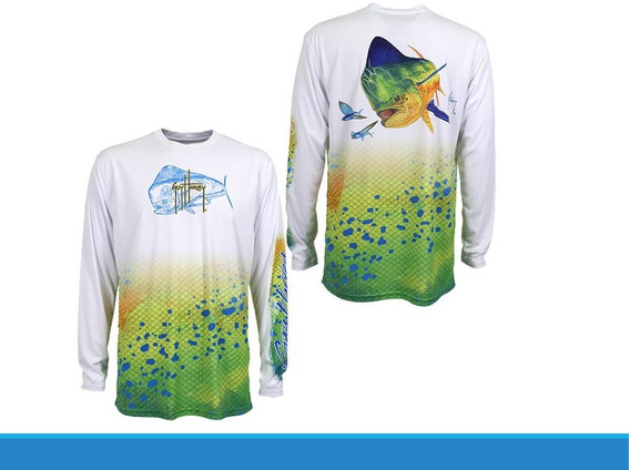 Playera Guy Harvey