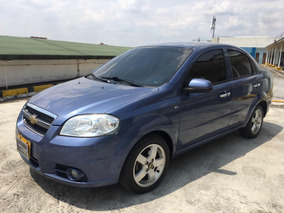 Chevrolet Aveo Emotion 2009, Automatico
