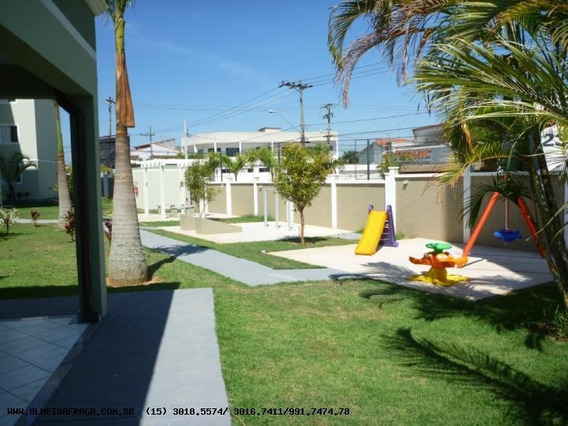 Apartamento Para Venda Em Sorocaba, Vila Carol, 2 Dormitórios, 1 Banheiro, 1 Vaga - 302
