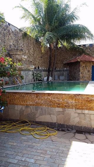 Casa Residencial Para Locação, Paraíso, Araçatuba. - Ca0633