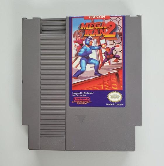 Mega Man 2 Original Nes Nintendinho