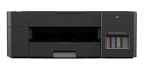 Impresora a color Brother DCP-T420W negra 220V - 240V