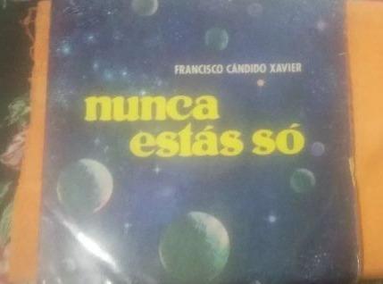 Lp Vinil Francisco Cândido Xavier - Nunca Estás Só