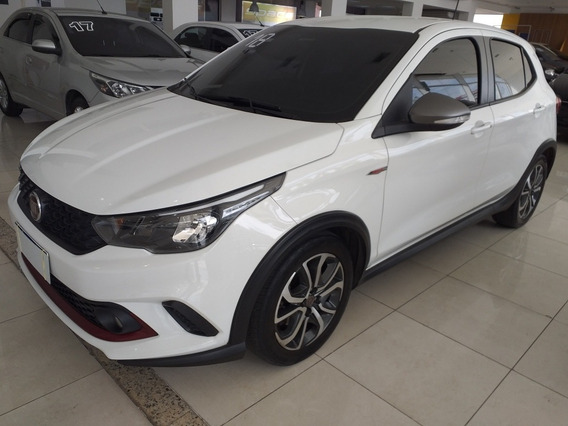 Fiat Argo 1.8 Hgt 16v Flex Aut. 5p 2018