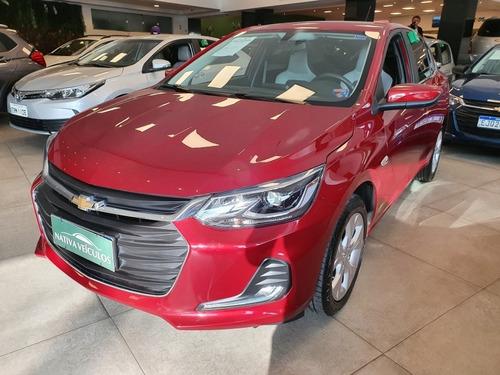 Imagem 1 de 8 de Chevrolet Onix Plus Premier 1.0 Turbo
