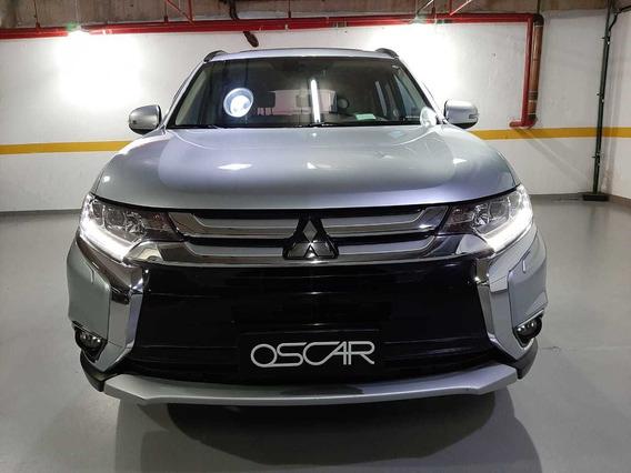 Mitsubishi Outlander Gt 4x4 3.0 C/ Teto Solar E 7 Lugares