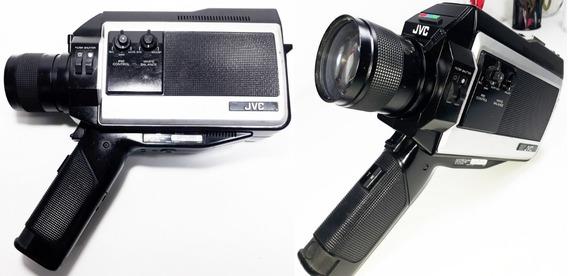 Câmera Filmadora Jvc Modelo Gx-88u ( Japonesa - Dos Anos 1980 ) ** Ler Anúncio! **