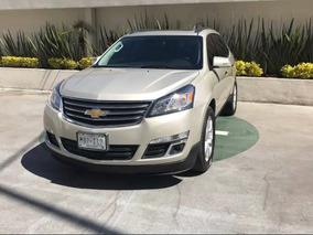 Chevrolet Traverse 3.6 Lt Piel At