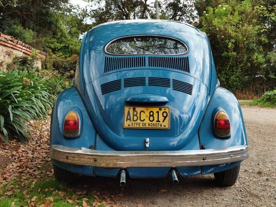 Volkswagen Escarabajo 1955 Oval