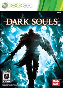 Dark Souls 1 Mídia Física Prepare To Die Xbox One 360