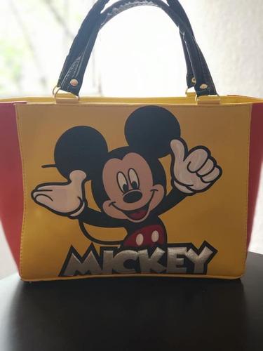 Imagen 1 de 3 de Bolsas Personajes Disney Y Más
