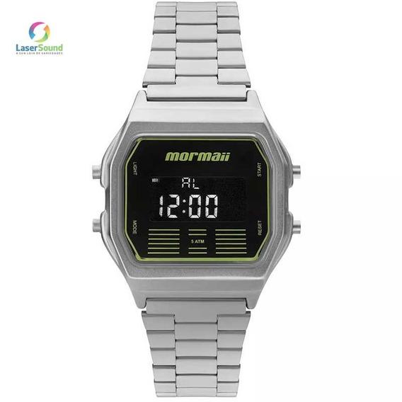 Relógio Mormaii Masculino Mobj3715b/3p, C/ Garantia E Nf