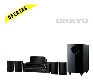 Sistema Home Theater Onkyo Ht-3505 5.1 Canales Sinto+bafles