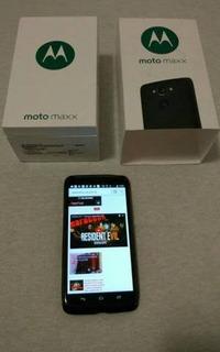 Moto Maxx 64 Gb Completo Aceito Troca