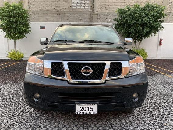 Nissan Armada 5 Puertas