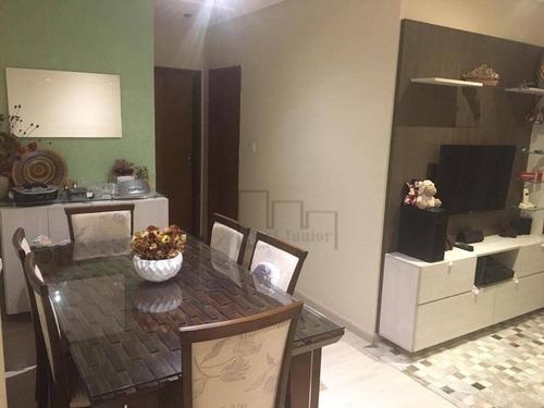 Apartamento À Venda, 69 M² Por R$ 325.000,00 - Parque Campolim - Sorocaba/sp - Ap1883