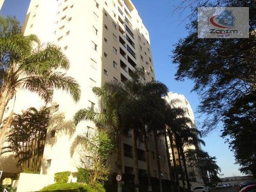 Apartamento No Planalto, Com Acesso Facil À Via Anchieta - Ap0721