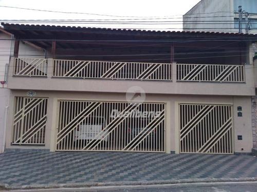 Casa Com 2 Dormitórios À Venda, 226 M² Por R$ 580.000,00 - Jardim Guapituba - Mauá/sp - Ca0172